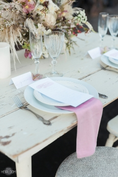 The Heirloom - Table Settings: 11492 - WeddingWise Lookbook - wedding photo inspiration