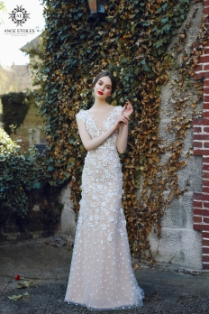 Sheath Wedding Dress: 16453 - WeddingWise Lookbook - wedding photo inspiration
