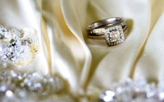 Wedding Dress & Wedding Ring: 15707 - WeddingWise Lookbook - wedding photo inspiration