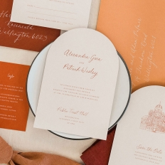 Wedding Invitations: 17359 - WeddingWise Lookbook - wedding photo inspiration