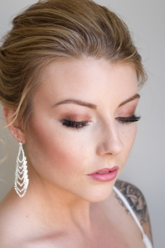 bridal hair and makeup: 11082 - WeddingWise Lookbook - wedding photo inspiration