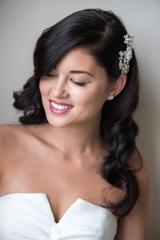 bridal hair and makeup: 11288 - WeddingWise Lookbook - wedding photo inspiration