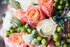 Beautiful florals: 8227 - WeddingWise Lookbook - wedding photo inspiration