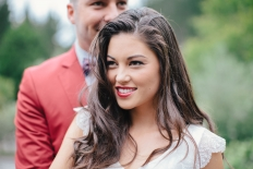 Red Lips Makeup by LILLYBETH: 4963 - WeddingWise Lookbook - wedding photo inspiration