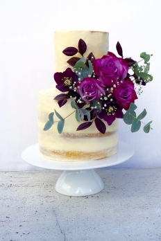 Simple Wedding Cakes: 16137 - WeddingWise Lookbook - wedding photo inspiration