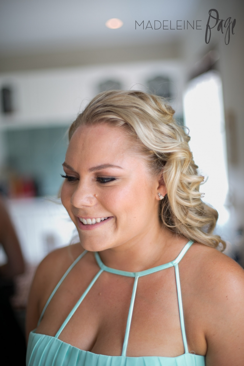 Bridesmaid Hair and Makeup: 10512 - WeddingWise Lookbook - wedding photo inspiration