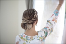 bridal hair and makeup: 14789 - WeddingWise Lookbook - wedding photo inspiration