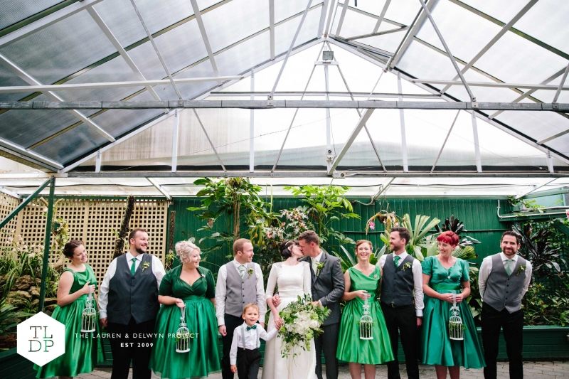 Haylea + Matt :: Auckland Botanic Gardens :: The Lauren + Delwyn Project: 13860 - WeddingWise Lookbook - wedding photo inspiration
