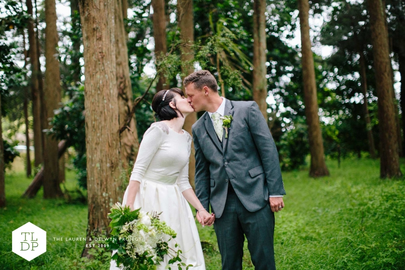 Haylea + Matt :: Auckland Botanic Gardens :: The Lauren + Delwyn Project: 13871 - WeddingWise Lookbook - wedding photo inspiration