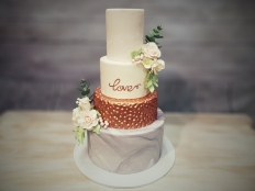 Cakes Of Eden 2018 Wedding Cakes: 16894 - WeddingWise Lookbook - wedding photo inspiration