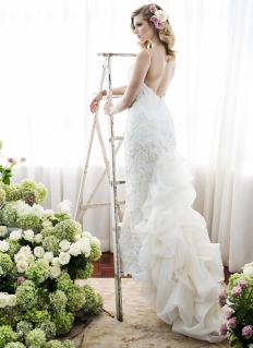 Anna Schimmel, Summer Bridal Collection: 7220 - WeddingWise Lookbook - wedding photo inspiration