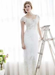Anna Schimmel, Summer Bridal Collection: 7225 - WeddingWise Lookbook - wedding photo inspiration