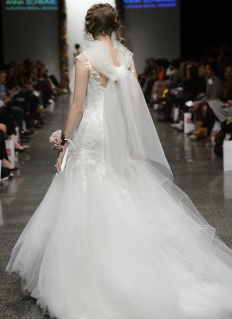 Anna Schimmel, Fashion Week Collection: 7258 - WeddingWise Lookbook - wedding photo inspiration