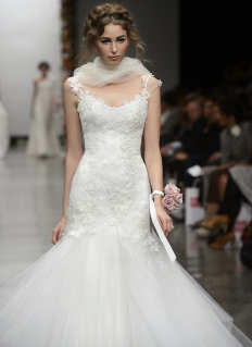 Anna Schimmel, Fashion Week Collection: 7257 - WeddingWise Lookbook - wedding photo inspiration