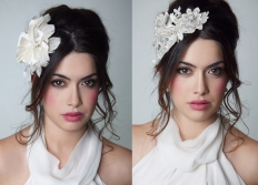 Face Me Beauty: 4695 - WeddingWise Lookbook - wedding photo inspiration