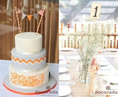 Wedding Cakes: 9961 - WeddingWise Lookbook - wedding photo inspiration