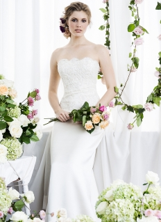 Anna Schimmel, Summer Bridal Collection: 7226 - WeddingWise Lookbook - wedding photo inspiration