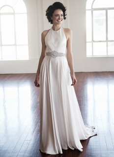 Anna Schimmel, Pearl Bridal Collection: 7254 - WeddingWise Lookbook - wedding photo inspiration