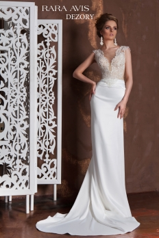 Sheath Wedding Dress: 16450 - WeddingWise Lookbook - wedding photo inspiration