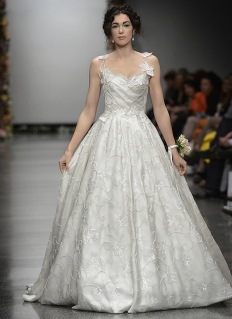 Anna Schimmel, Fashion Week Collection: 7261 - WeddingWise Lookbook - wedding photo inspiration