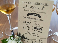 Rustic Wedding Inspiration: 15699 - WeddingWise Lookbook - wedding photo inspiration