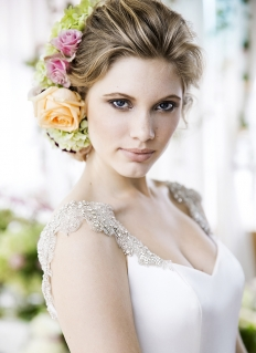 Anna Schimmel, Summer Bridal Collection: 7229 - WeddingWise Lookbook - wedding photo inspiration