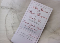 Vintage Grace - Rustic Floral Wedding Stationery: 10338 - WeddingWise Lookbook - wedding photo inspiration