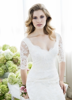 Anna Schimmel, Summer Bridal Collection: 7231 - WeddingWise Lookbook - wedding photo inspiration