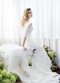 Anna Schimmel, Summer Bridal Collection: 7232 - WeddingWise Lookbook - wedding photo inspiration
