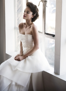 Anna Schimmel, Pearl Bridal Collection: 7249 - WeddingWise Lookbook - wedding photo inspiration