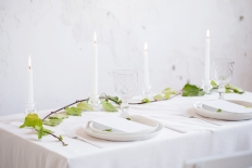 White and green wedding inspiration: 13253 - WeddingWise Lookbook - wedding photo inspiration