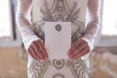 White and green wedding inspiration: 13252 - WeddingWise Lookbook - wedding photo inspiration