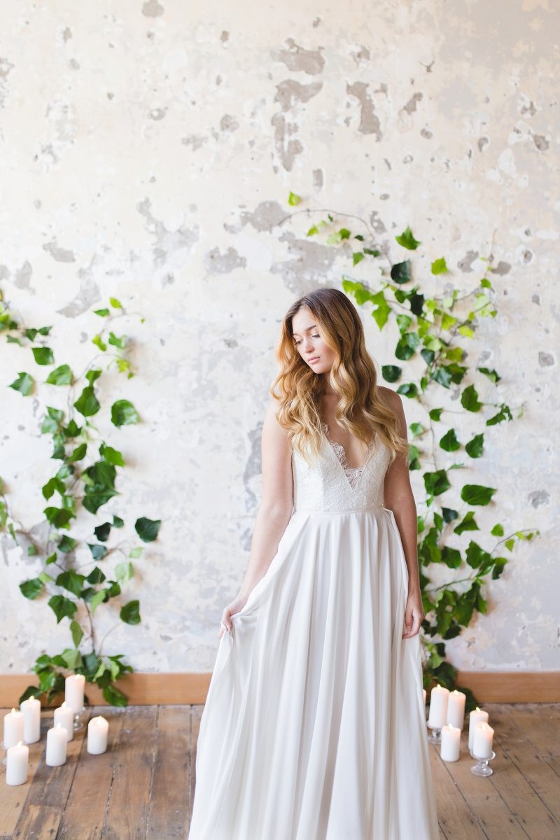White and green wedding inspiration: 13254 - WeddingWise Lookbook - wedding photo inspiration