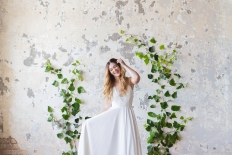 White and green wedding inspiration: 13258 - WeddingWise Lookbook - wedding photo inspiration
