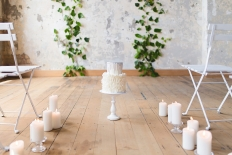 White and green wedding inspiration: 13263 - WeddingWise Lookbook - wedding photo inspiration