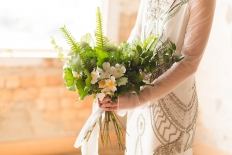 White and green wedding inspiration: 13268 - WeddingWise Lookbook - wedding photo inspiration