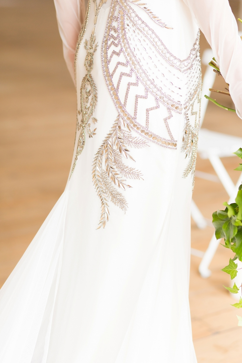 White And Green Wedding Inspiration 13270 Lookbook