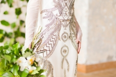 White and green wedding inspiration: 13272 - WeddingWise Lookbook - wedding photo inspiration