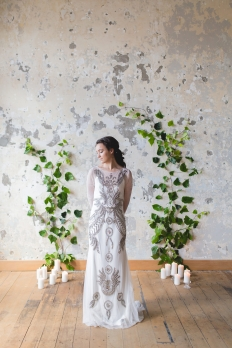 White and green wedding inspiration: 13257 - WeddingWise Lookbook - wedding photo inspiration