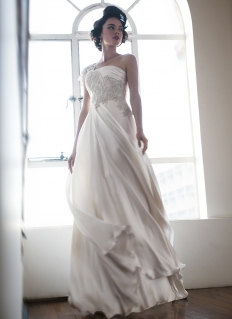 Anna Schimmel, Pearl Bridal Collection: 7241 - WeddingWise Lookbook - wedding photo inspiration
