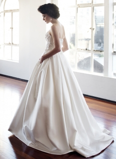 Anna Schimmel, Pearl Bridal Collection: 7250 - WeddingWise Lookbook - wedding photo inspiration