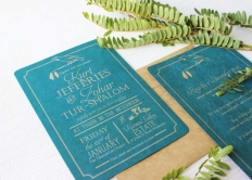 Zohar & Kurt Tui Wedding Invites: 13174 - WeddingWise Lookbook - wedding photo inspiration