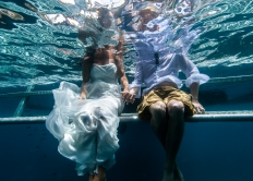 Under the Sea: 4566 - WeddingWise Lookbook - wedding photo inspiration