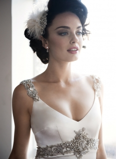 Anna Schimmel, Pearl Bridal Collection: 7242 - WeddingWise Lookbook - wedding photo inspiration