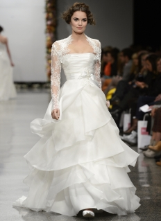 Anna Schimmel, Fashion Week Collection: 7271 - WeddingWise Lookbook - wedding photo inspiration
