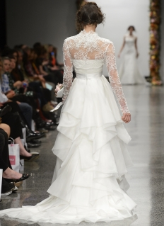 Anna Schimmel, Fashion Week Collection: 7272 - WeddingWise Lookbook - wedding photo inspiration