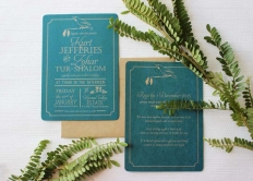 Zohar & Kurt Tui Wedding Invites: 13171 - WeddingWise Lookbook - wedding photo inspiration