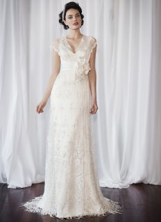 Anna Schimmel, Pearl Bridal Collection: 7243 - WeddingWise Lookbook - wedding photo inspiration