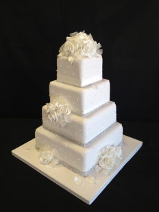 Cake Craft Wedding Cakes: 13042 - WeddingWise Lookbook - wedding photo inspiration