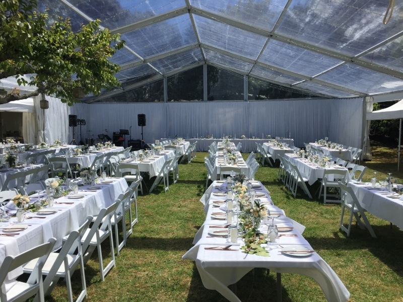 Garden Weddings with Clear Marquees: 17197 - WeddingWise Lookbook - wedding photo inspiration